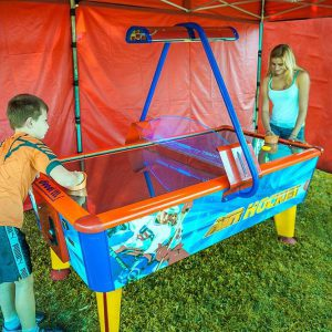 Cymbergaj - Organizacja imprez plenerowych, strefa gier