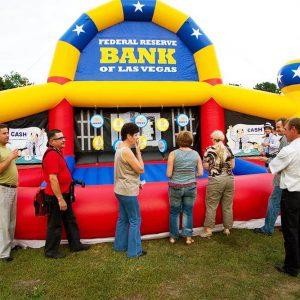 Urządzenie napad na bank