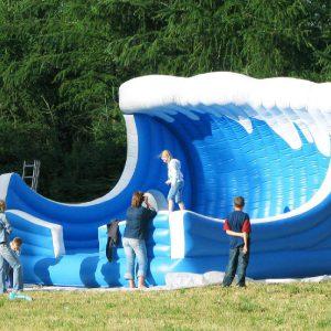 Symulator Surfing - Organizacja imprez plenerowych