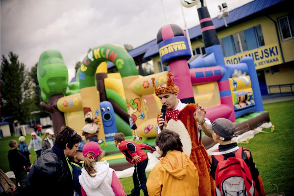 Organizacja imprez - Park atrakcji Ekologia