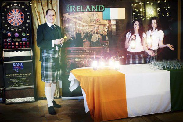 Degustacja whisky irlandzkiej - organizacja imprez