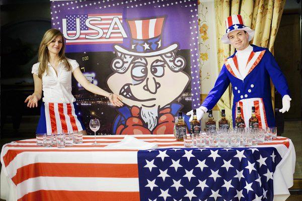 Degustacja whisky amerykańskiej - organizacja imprez