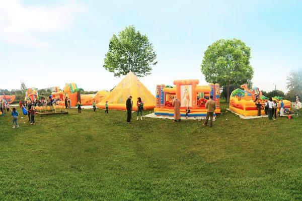 Organizacja imprez, Konkursy i zabawy dla dzieci i dorosłych