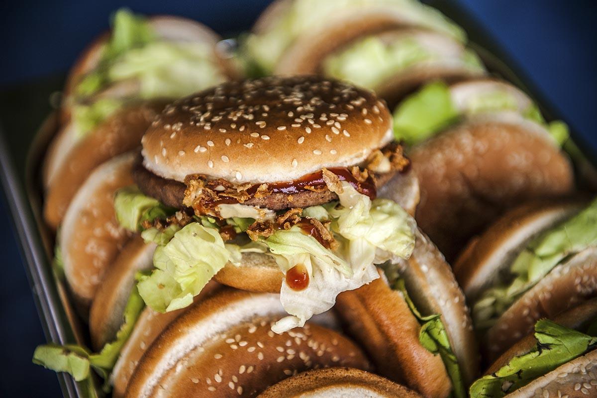 Hamburger, usługa cateringowa - organizacja imprez