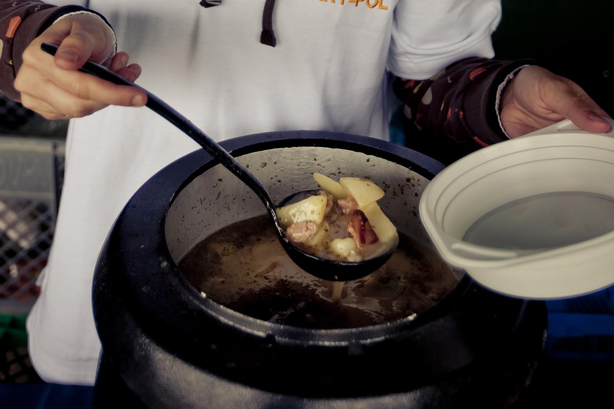 Żurek staropolski, usługa cateringowa - organizacja imprez