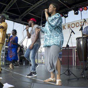 Zespół muzyczny Africa Stars - organizacja imprez