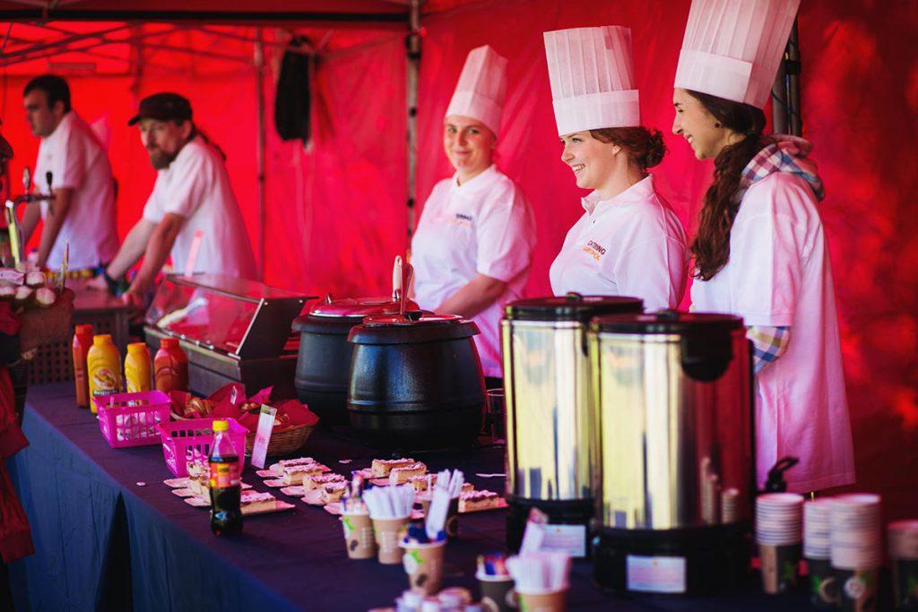 Catering - organizacja imprez, usługa cateringowa