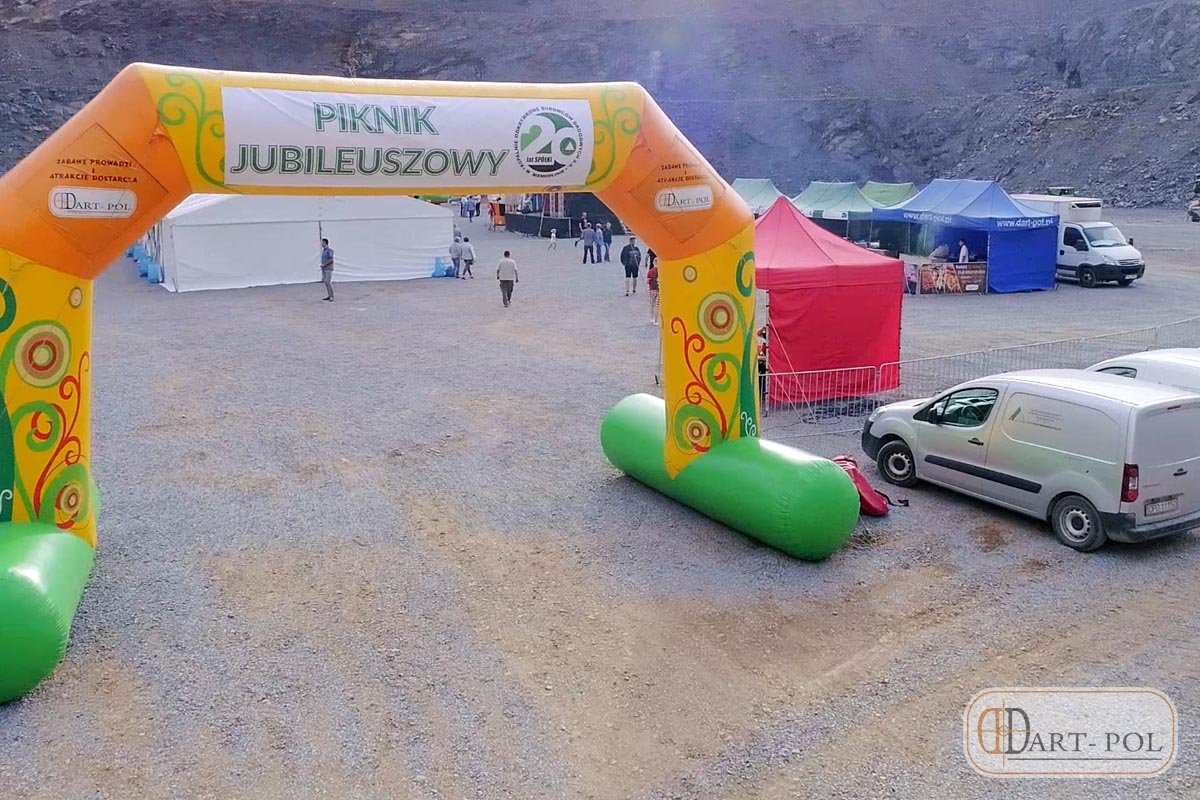 Organizacja imprez - Kopalnie Odkrywkowe Surowców drogowych SA