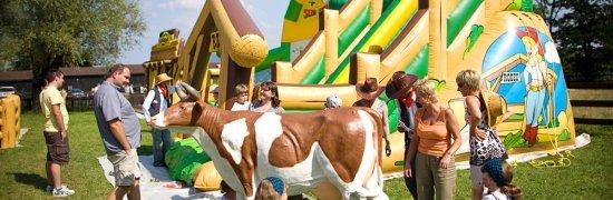 Konkurs dojenia sztucznej krowy