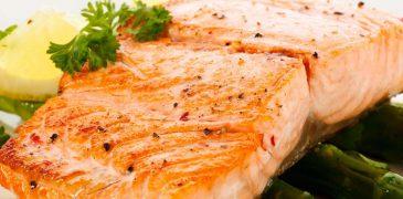 Filet z łososia - organizacja imprez